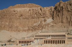 Hatshepsut-Temple - Egypt Classic Tours http://www.maydoumtravel.com/Egypt-Travel-and-Tour-Packages/4/0/