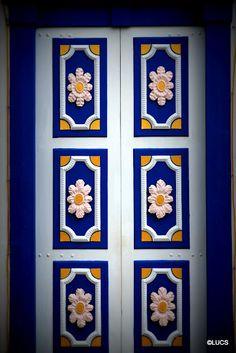 Porta: Igreja Sta Cruz - Ubatuba