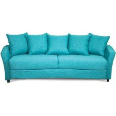 Casual Contemporary Turquoise Sofa Bed Marana Turquoise Sofa Turquoise Couch Sofa