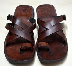 Dapper sandals!