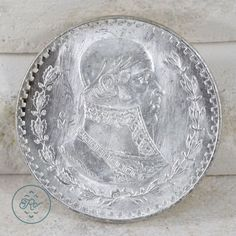 Vintage 100 Coin Silver - 1966 BU UNC MEXICO 1 Peso 15.8g - Coin FS9222
