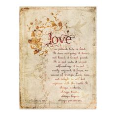 KRW Love Is Corinthians Bible Quote Blanket