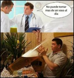 El Mundo De Los Borrachos [Humor] by Nelson Pereira: Lo Que Ud. Diga Doctor...