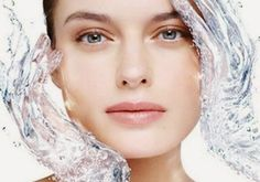 Beauty Charm:                 I use thermal water and what?          ...
