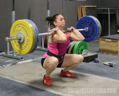 Catching Cleans - A few tips from Matt Foreman on improving your clean, some come cues for the turnover