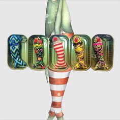Llaveros hechos a manos  Sardinas de tela Gourmet, Tela, Corporate Gifts, Special Gifts, Facts, Key Fobs, Hands, Hearts