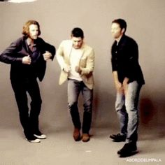 Fun City Pictures — aborddelimpala:   These guys I swear  #Sdcc...