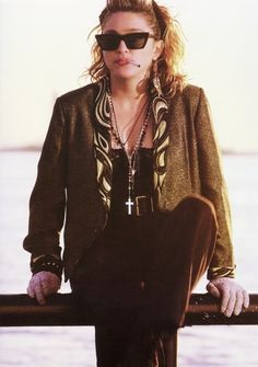 Madonna i80-s