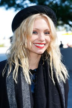 "Myanna Buring Photo - ""The Twilight Saga: Breaking Dawn Part 2"" - Fan Camp"