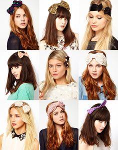 hair bow ideas #MoreIsMore