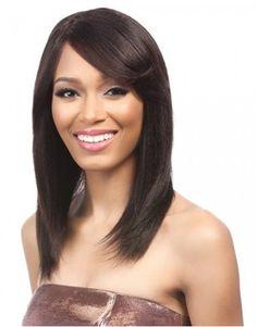 It's a Wig Salon remy Brazilian Human Hair Wig HH NATURAL HARRIET