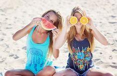 25 Poses que debes intentar para tus fotos en la Playa