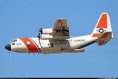 US Coast Guard: Lockheed HC-130H Hercules (L-382)