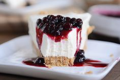 Looking for the best no-bake cheesecake? This is it. Rich and creamy and so simple to prepare, this no-bake vanilla cheesecake is the stuff dreams are made of.