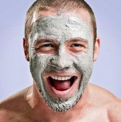 Homemade Facial Masks for Men