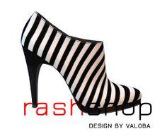 Zapato diseñado por Cristina Lobo Mas info en www.rashshopgrx.com. Compra directamente y desde aquí http://www.rashshopgrx.com/#!botines/cwxo