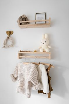 Styling Ikea spice racks in the nursery - Styling the nice Ikea spice racks Bekvam in the nursery Styling IKEA Bekvam shelves nursery - Baby Bedroom, Baby Boy Rooms, Kids Bedroom, Ikea Baby Room, Baby Boys, Ikea Spice Rack, Spice Racks, Baby Room Design, Space Saving Furniture