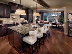 - Kitchen Seating Options: Ideas for Chairs and Stools on HGTV