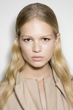 SPRING 2014 HAIR TREND | Mixed Textures