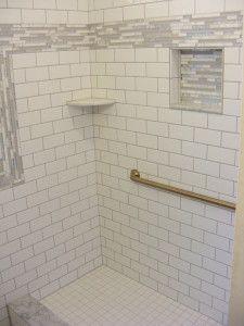 Tile Showers Tubs Bathrooms On Pinterest Tiled