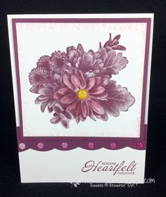 Stampin'Up!, Sale a Bration Club, Frenchie Stamps, Free Stampin'Up! Product, Free Shipping, Heartfelt Blooms,