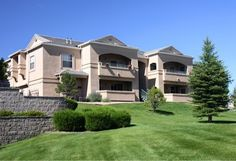 Pine Bluffs Apartments / Colorado Springs / 719 694 0687 Http://