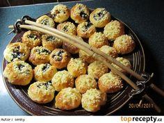 Koláče za studena - My site Russian Recipes, Dessert Recipes, Desserts, Cooking Classes, Food Hacks, Baked Potato, Cauliflower, Muffin, Food And Drink
