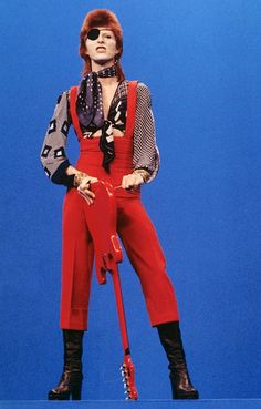 Style Icon: David Bowie Now or never Jewelry Blog