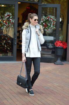 leather leggings | bishop&holland