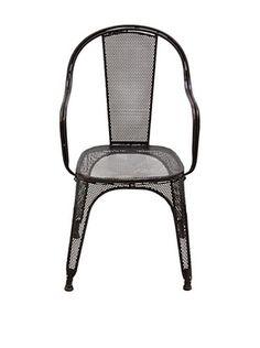 50% OFF Metal Black Chair