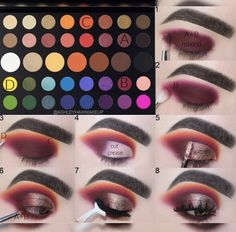 we have morphe x james Charles for orders today. Book for mini or full size! Mini james charles is limited edition. If you wish to have it pick it asap. Makeup Eye Looks, Eye Makeup Steps, Sleek Makeup, Makeup Morphe, Makeup Kit, Makeup Ideas, Makeup Geek, Makeup Tutorials, Makeup Products
