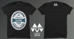 Sageru Tshirt by Mondeck Maluku www.mondeck.net
