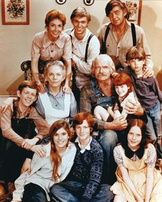 The Walton's-We grew up with this show and the characters.