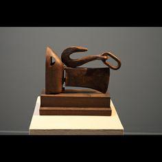 John Udvardy: Welded Iron Sculpture