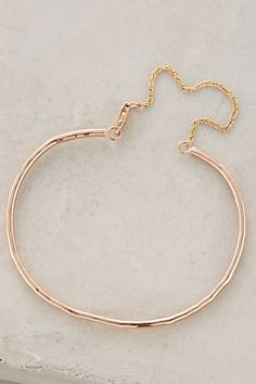 Chained Cuff Bracelet #anthropologie
