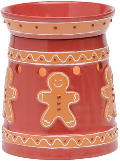 """""""Gingerbread"""" one of my favorite holiday warmers!! Amandarufo.scentsy.us or amrufo@comcast.net"""