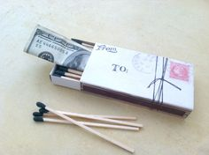 creative way to gift cash