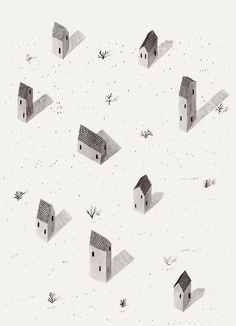 Houses & Sheds - Ana Frois