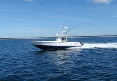New 2013 Contender Boats 39 Tournament