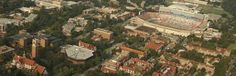 UF as seen from above