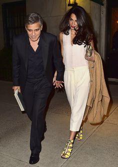 George y Amal Clooney preparan juntos la casa de sus sueños: así será su 'nido de amor'