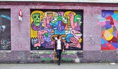 http://www.watzijzegt.com/2016/05/doen-in-gent-concrete-canvas-tour/ #visitgent gent ghent belgium europe concrete canvas tour street art graffiti visit what to do must do travel tourism