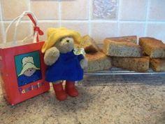 Easy Marmalade cakes perfect for Paddington Bear :-)