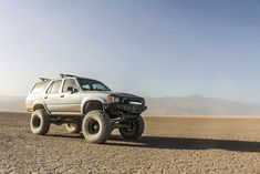 An Off-Road Overview of the Gen Toyota Toyota 4runner 1995, Lifted 4runner, Toyota 4x4, Toyota Tacoma, Lifted Trucks, Toyota Four Runner, Generation Years, 1st Gen 4runner, Toyota Surf