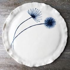 Cold Porcelain Magnets - - - Porcelain Plates Drawing - Porcelain Jewelry How To Make