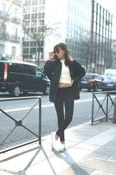 Topshop Jeans, Mango Denim Jacket - URBAN - Lucita Y