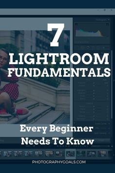 Ready to tackle Adobe Lightroom, learn photo editing, create amazing images, and do it in a consistent and efficient way? These fundamentals are the key to a great editing workflow in Lightroom. Photography Basics, Photography Tips For Beginners, Photography Tutorials, Travel Photography, Photoshop Rendering, Photoshop Tips, Lightroom Presets For Portraits, Editing Background, Lightroom Tutorial