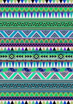 aplaceforart:  pattern by Bianca Green  more arthere:)