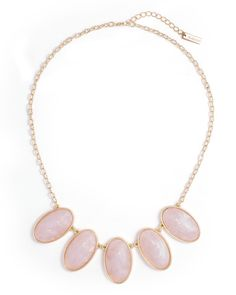 Jewelmint Briar Blush Necklace