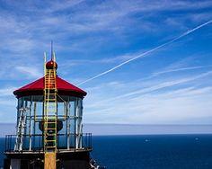 "Lighthouse Lamp - Point Sur, Big Sur, California - Framed Photo Art Print, 11""x 14"" Romagosa Fine Arts http://www.amazon.com/dp/B0177D5FV6/ref=cm_sw_r_pi_dp_Qycmwb0T2CMJ9"